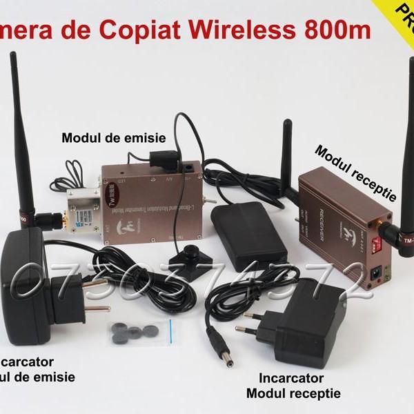camera wifi nastrure de copiat
